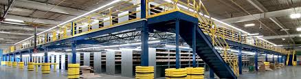 Adding a mezzanine warehouse level can provide a cost-effective solution.  Logic Material Handling, Inc. is your source for complete mezzanine design  and ...