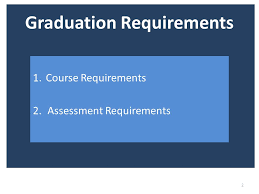 1 High School Graduation Requirements A Parents Guide