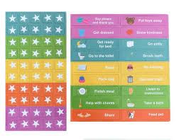 Magnetic Reward Chart For Kids To Use At Home Laughing
