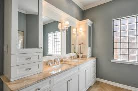 Get An Excellent And A Luxurious Bathroom Outlook By Performing - Remodeling bathroom
