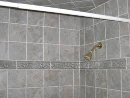 In the Shower: Solid Surface vs. Tile
