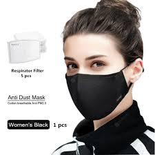 Fashion Style Mouth Mask Anti dust mask Anti PM2.5 Fabric ...