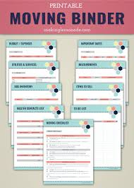 woah this free printable moving kit is chock full of printables and checklists for an