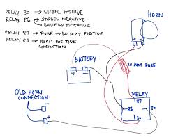 wrg 5531] wolo horn wiring diagram Car Air Horn Wiring Diagram Wiring Diagram for Mini Air Horn
