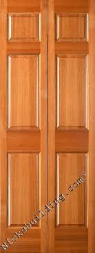 wooden bifold door interior doors mahogany 6 panel internal wooden bifold doors made to measure wooden