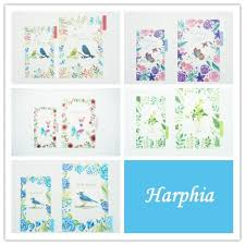 tab index cards planner dividers 6 ring binder refill tab index cards harphia bird