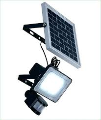 battery powered led flood light portable rechargeable waterproof outdoor work emergency
