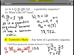 Geometric Sequence Example ShowMe Geometric Sequence 24