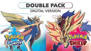 Pokemon Sword and Pokemon Shield Double Pack (SWITCH) günstig - Preis ab  70,25€