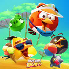 1st of June sure feels like SUMMER!... - Angry Birds Blast