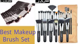 3 best makeup brush set 2017