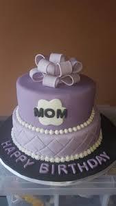 Moms Bday Cake On Pinterest Birthday Cakes Elegant Birthday