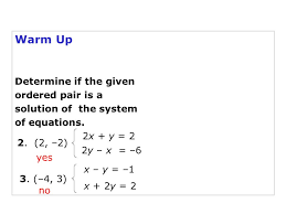 1 solving systems of linear inequalities
