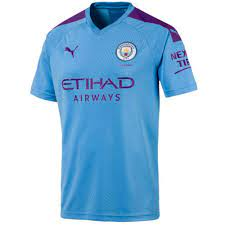 Manchester City Jersey – Allure Apparel