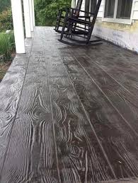 stained concrete patio gray. Remarkable Concrete Patio Overlay Picture Ideas Wood Stamped Stained Concrete.jpg Gray