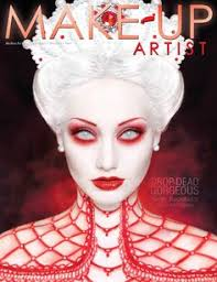 september october 2016 issue makeup artist magazine by nelly ra beautiful makeup