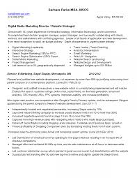 Digital Marketing Manager Page Resume Samples Hiring Managers Will