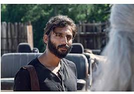 Walking Dead Avi Nash as Siddiq 8 x 10 Inch Photo at Amazon's Entertainment  Collectibles Store