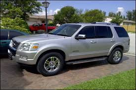 2006 ford explorer tires size 2006 ford explorer tire size latest car review