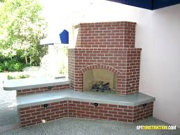 installing stone veneer fireplace manufactured