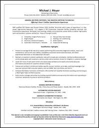 sample resume sample resume written to land a blue collar job