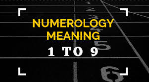 Numerology Friendly Numbers Chart Simple Guide To Numerology Numbers Meaning 1 To 9 Secret