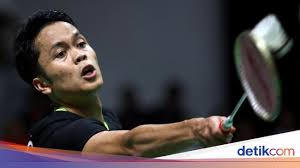 Anthony sinisuka ginting (born 20 october 1996) is an indonesian badminton player.1 he first rose when he won the bronze medal at the badminton at the 2018 asian games. Anthony Ginting Failed To Revans Ran Aground In The Second Round Of Thailand Open Netral News