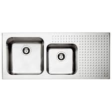 Abey Single Bowl Square Stainless Steel Quadrato Sink  Bunnings Abey Kitchen Sinks