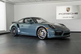 New 2017 Porsche 911 Turbo S | Colorado Springs, CO  0