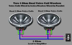 dual voice coil wiring diagram facbooik com Dual 1 Ohm Sub Wiring Diagram subwoofer wiring diagram dual 1 ohm wiring diagram dvc 1 ohm wiring diagram