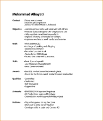 Making A Good Resume Free Resume Example And Writing Download