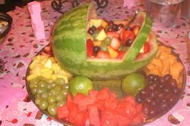 How To Decorate Fruit Tray S Watermelon Fruit Buggy Baby Shower Ideas Display Pinterest Tray 72