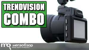 <b>TrendVision COMBO</b> обзор <b>видеорегистратора</b> в 4К 60FPS ...