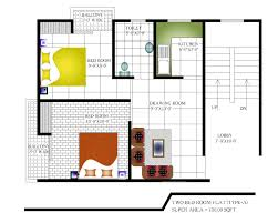Super Area: 750 Sq Ft, Apartment ...