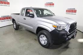 New 2018 Toyota Tacoma SR Double Cab Pickup in Escondido #1017010 ...