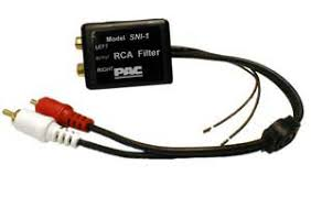 hi lo level adapters and power filters for car radio installation click for more info about sni 1