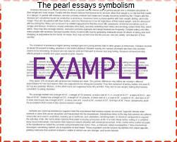 the pearl essays symbolism term paper help the pearl essays symbolism symbols that are used by john steinbeck in the pearl