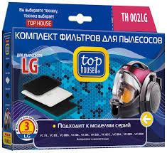 <b>Фильтр</b> для пылесоса <b>Top House TH</b> 002LG