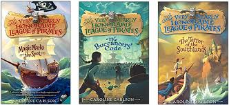 chapter books about pirates