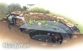 Small Picture Build a Backyard Waterfall in One Weekend Family Handyman
