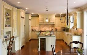 small off white kitchens. Interesting Small Traditional Antique White Kitchen Off Cabinets With  Granite Countertops For Inside Small Kitchens E