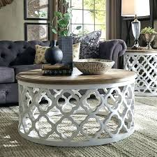 sophisticated white round coffee table white coffee and end tables best white round coffee table ideas