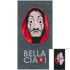 Bella Ciao Handtuch