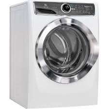 electrolux front load washer. electrolux efls617siw 27 inch 4.4 cu. ft. front load washer