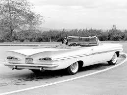 1959 Chevrolet Impala - Milestones