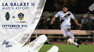 Las Vegas Lights Fc Vs La Galaxy Ii Match Report La Galaxy Ii Hit The Jackpot Against Las Vegas