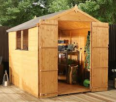 assess natural light and aspect for your shed