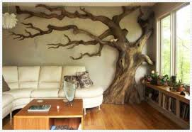 attractive and unique wooden wall decoration ideas modern
