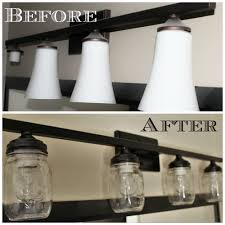 inspiring bathroom trend particularly farmhouse bathroom light fixtures