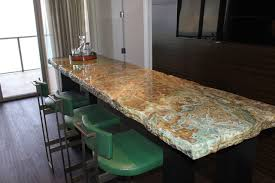 new counter tops with 2 miter edge detail contemporary miami contemporary compac quartz